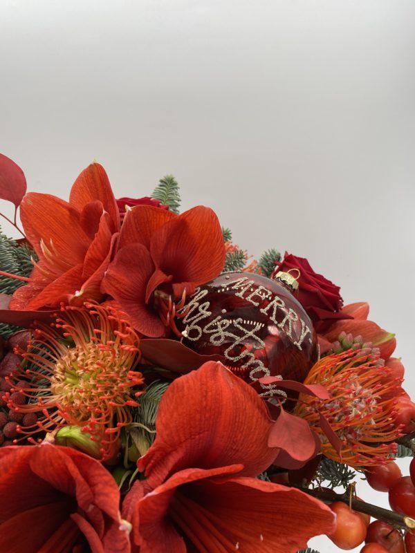 Flower Box Last Christmas